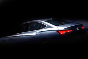 Buick Verano, автосалон в Шанхае