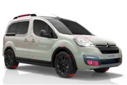 Концептуальный Citroen Berlingo Mountain Vibe в Женеве