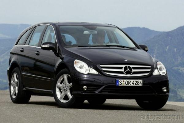 После развода / Тест-драйв Mercedes