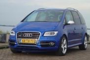 Переделанный Seat Alhambra в Audi выставлен на продажу