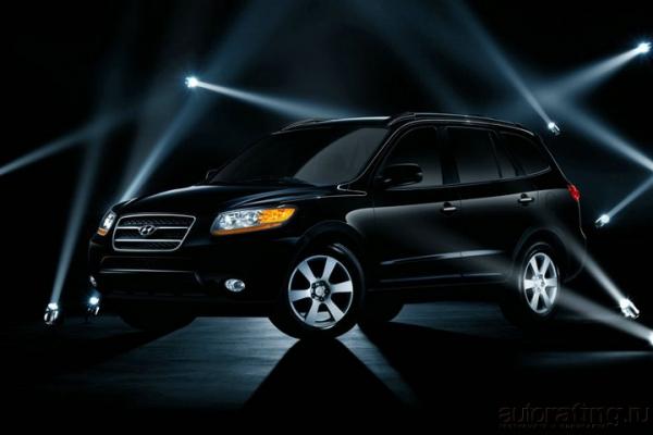 Посчитали - удивились / Тест-драйв Hyundai Santa Fe