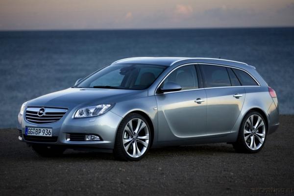 Отличник / Тест-драйв Opel Insignia Sports Tourer