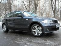 BMW 1-serie / Тест-драйв БМВ 1 серии 5-дверей