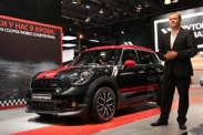 В Москве состоялась премьера MINI John Cooper Works Countryman