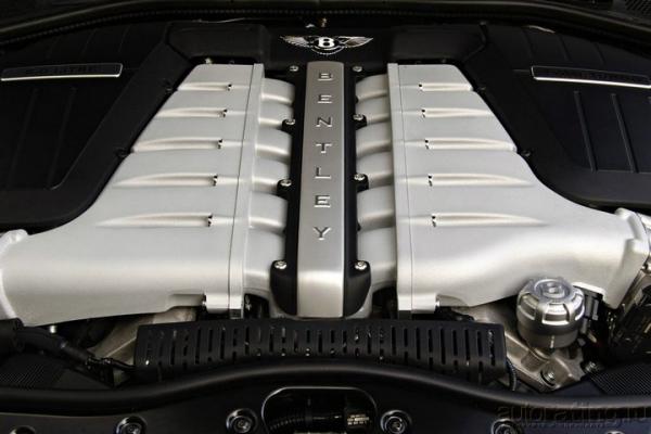 Спортсмен в шоколаде / Тест-драйв Bentley Continental GT