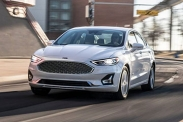 Ford обновил седан Fusion