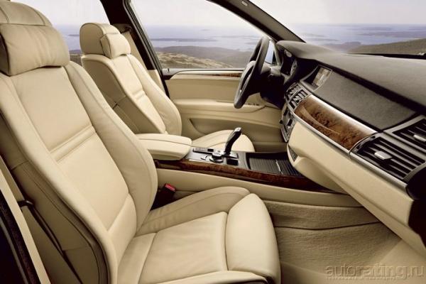 Баварский мистер Х / Тест-драйв BMW X5 3.0d