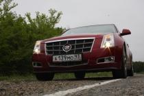 Cadillac CTS: ковбоям не беспокоиться