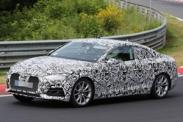 В Нюрбургринге замечено новое купе Audi A5