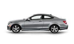 Mercedes-Benz-C-class coupe-2011