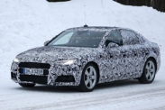Audi A4 нового поколения представят во Франкфурте