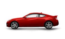 Genesis Coupe (2009)