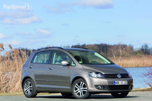 Продажи Volkswagen Golf Plus BiFuel стартанули