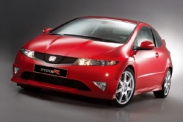 Honda Civic Type-R едет в Японию