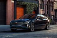 Cadillac CT6 получил «заряженную» версию