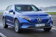 Серийный Mercedes-Benz EQC дебютирует в сентябре