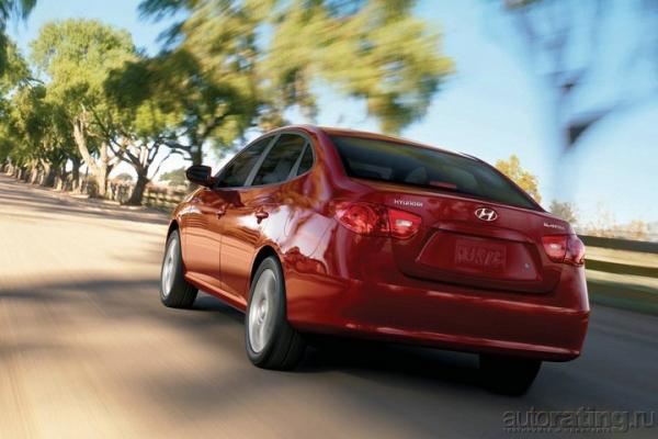 Новая знакомая «Элантра» / Тест-драйв Hyundai Elantra