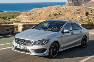 Mercedes-Benz CLA больше не поставляется в Россию