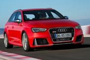 Новый Audi RS3 Sportback уже можно заказать в России
