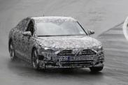 Audi тестирует новое поколение A8