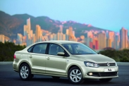 Volkswagen Polo Sedan стал доступнее