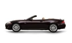 Jaguar XK Convertible (2006)