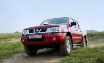 Nissan Pick Up: тяготы и лишения хозяйственной службы