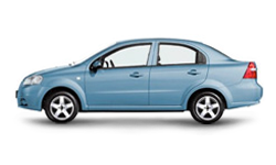 Chevrolet-Aveo Sedan-2007