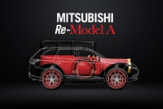 Mitsubishi Re-Model A представят в Лос-Анджелесе