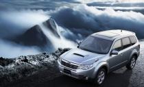 Subaru Forester: «лесниковый» период