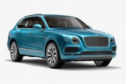 Bentley Bentayga получит дизельную версию
