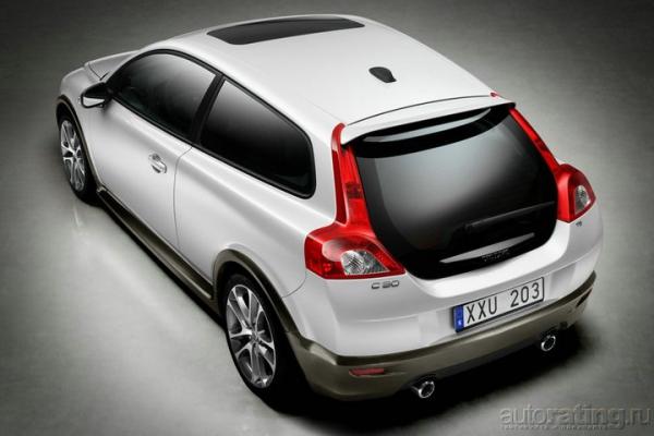 Volvo C30 / Тест-драйв Volvo C30