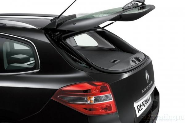 Динамика спокойствия / Тест-драйв Renault Laguna
