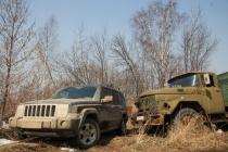Jeep Commander: вырасту, стану командиром