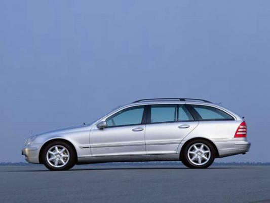 Баланс качеств / Тест-драйв Mercedes-Benz C-class