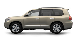 Toyota Land Cruiser 200 (2012)