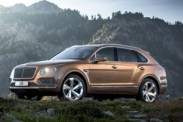 В России появился семиместный Bentley Bentayga