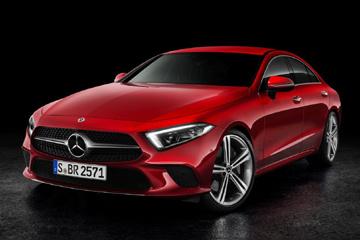 Видео: гибридный Mercedes-Benz CLS 53