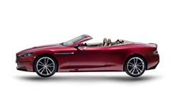 Aston Martin DBS Volante (2008)