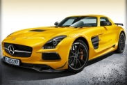 Mercedes-Benz SLS AMG Final Edition представят в Лос-Анджелесе