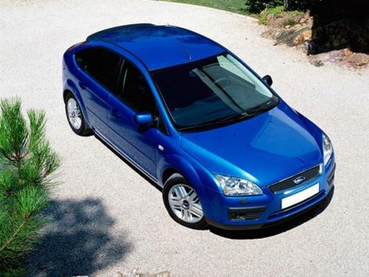Полугодие и четверть / Тест-драйв Ford Focus II