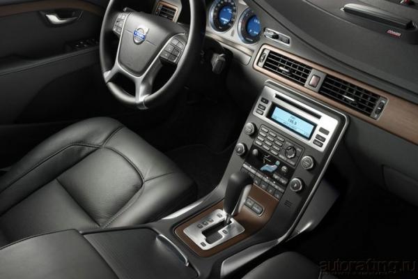 Амбициозная особа / Тест-драйв Volvo S80