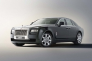 На Rolls-Royce Ghost с ветерком