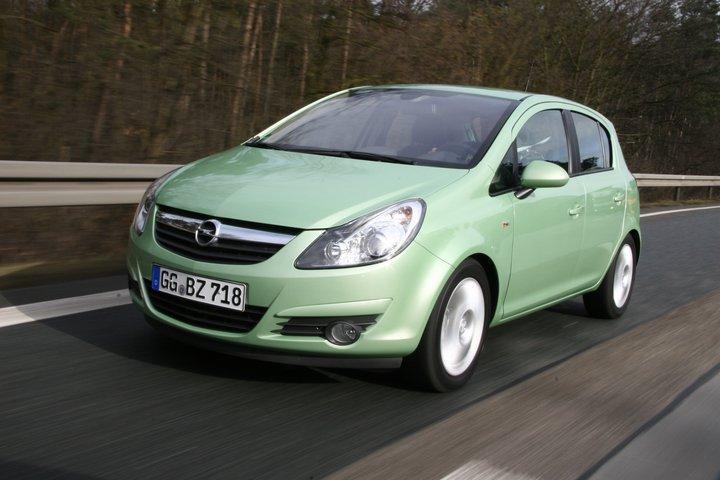 Тест-драйв Opel Corsa: Тот же, да другой