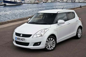 Известны российские цены на Suzuki Swift