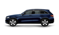 Mercedes-Benz GLC (2015)