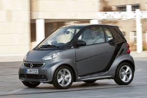 Автомобиль Smart - прекрасное решение