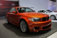 BMW 1-Series M Coupe представили на мотор-шоу в Детройте