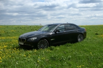BMW 7-series: «семерка» на счастье