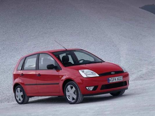 Глобальная кинетика / Тест-драйв Ford Fiesta